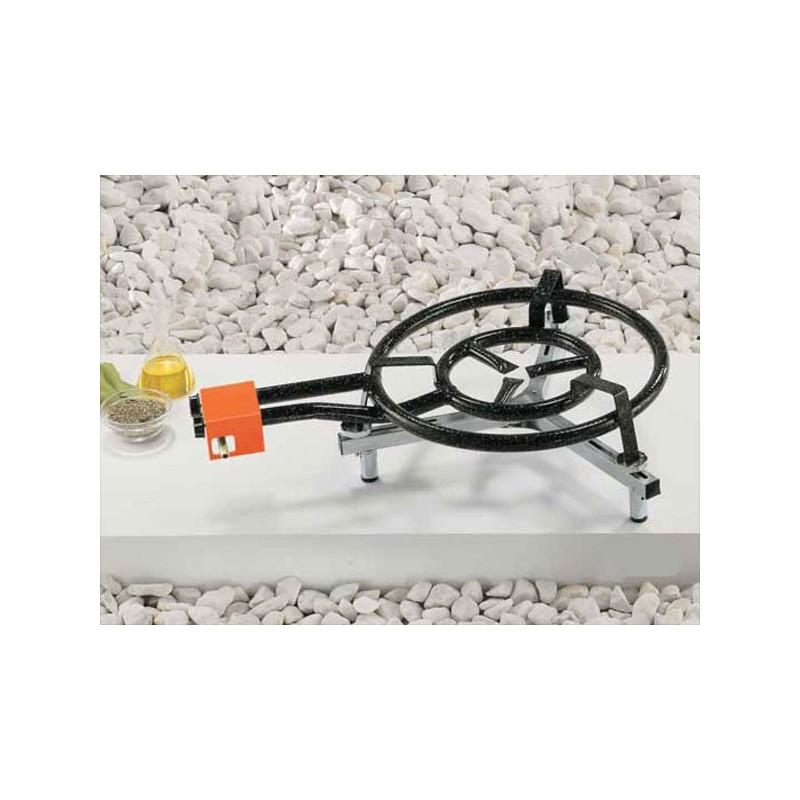Support con u pour les rechaud gaz garcima de 350 600mm - Bruleur a gaz pour paella ...
