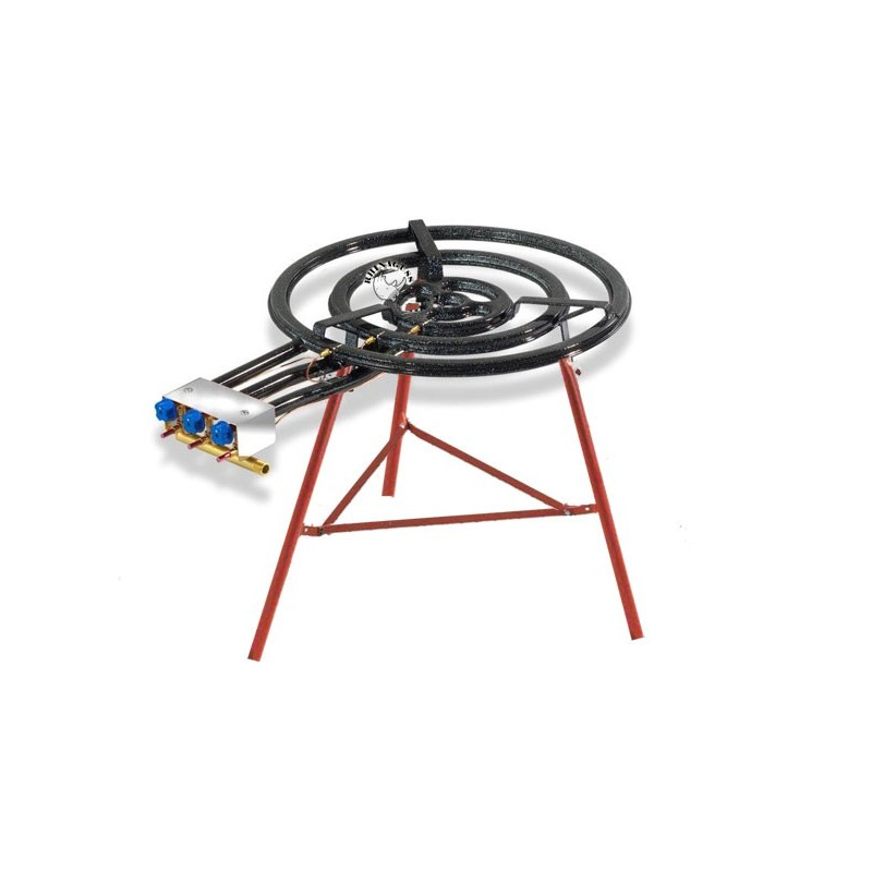 grand bruleur gaz 70cm butane et propane professionnel avec thermocouple. Black Bedroom Furniture Sets. Home Design Ideas