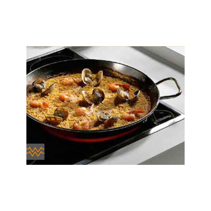 plat 224 paella induction 233 maill 233 38cm