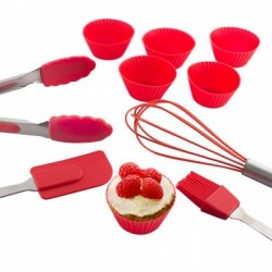 Materiel de fabrication de cupcake