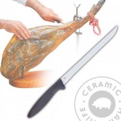 Couteau à Jambon en céramique