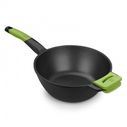 Wok 28cm Induction anti-adhésif - Collection Margaux