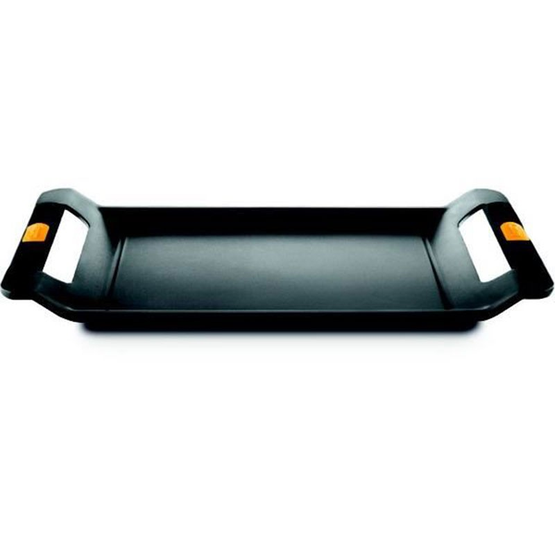 Veritable plancha d 39 int rieur castey induction 45cm avec accessoires offerts - Plancha pour induction ...