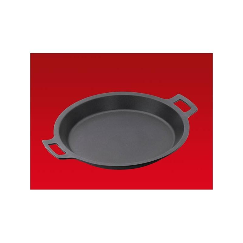 plat paella bra efficient 40cm anti adh rent poele a. Black Bedroom Furniture Sets. Home Design Ideas