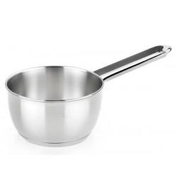 """Casserole Inox 14cm """"Modèle Royal"""" - Bien Cuisiner"""