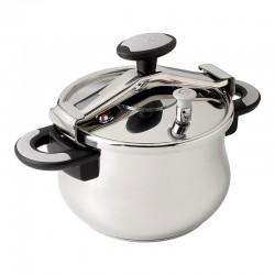 Cocotte 11 litres Star Inox 18/10 - Bien Cuisiner