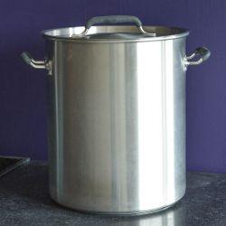 Cuve brassage inox 40 litres - Bien Cuisiner
