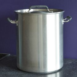 Marmite vin chaud inox 40 litres