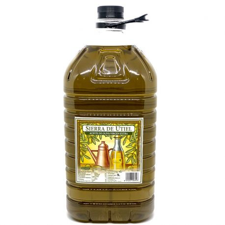 Huile d'olive extra vierge - 5 litres