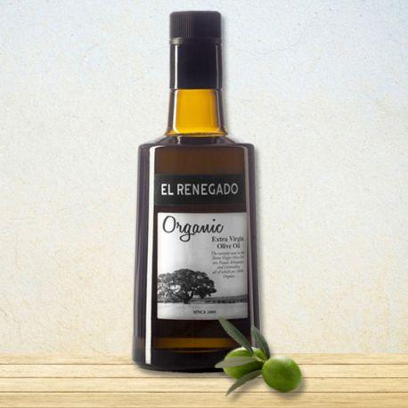 Huile d'olive extra vierge biologique El Renegado - 500ml