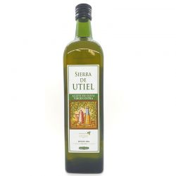 Huile d'olive extra vierge Sierra de Utiel - 1 litre - Bien Cuisiner