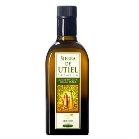 Huile d'olive extra vierge Sierra de Utiel qualité Premium AOP - 500 ml