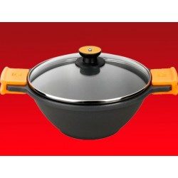 Wok 24cm Induction BRA EFFICIENT