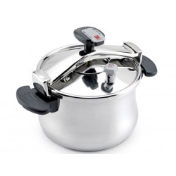 Cocotte 8 litres Star Inox 18/10