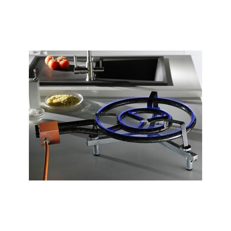 bruleur gaz propane et butane 1 anneau 300mm. Black Bedroom Furniture Sets. Home Design Ideas